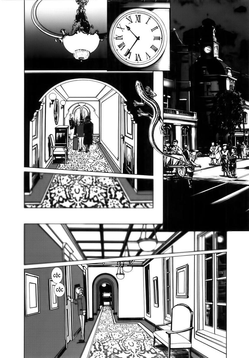 Dị Nhân Quán Chapter 38 - Trang 21