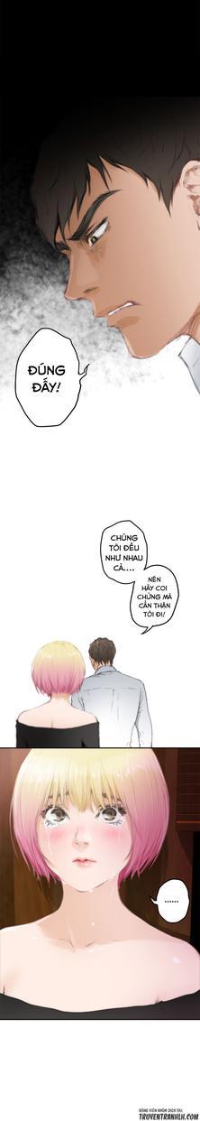 H-Mate Chapter 80 - Trang 21
