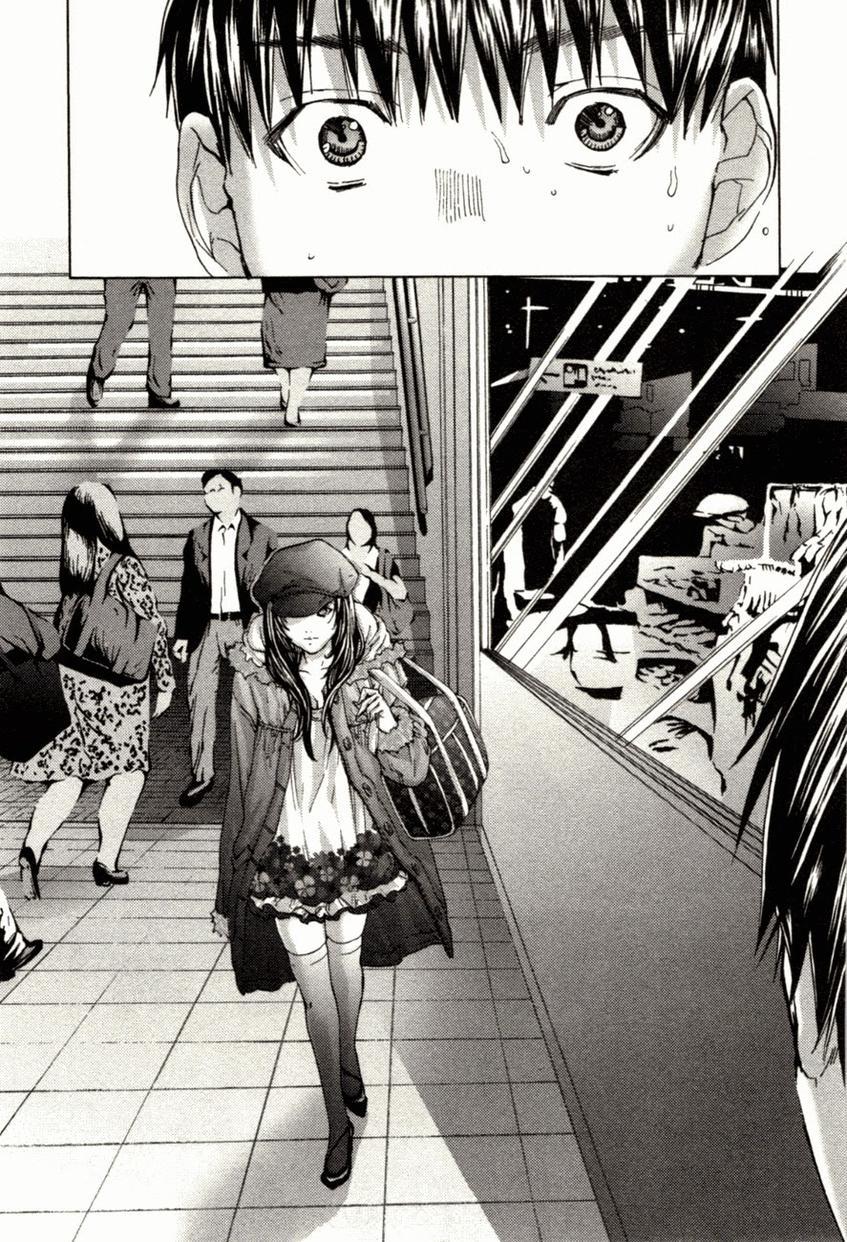 Trái Tim Và Thân Xác - Blush-DC Himitsu Chapter 1 - Trang 18