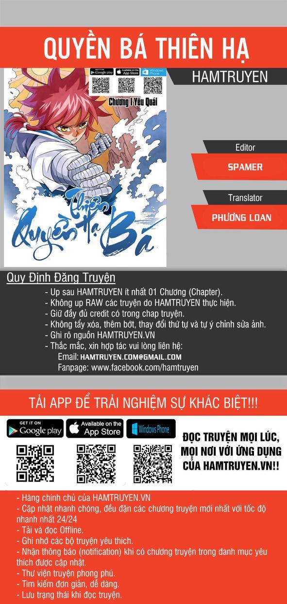 Quyền Bá Thiên Hạ Chapter 25