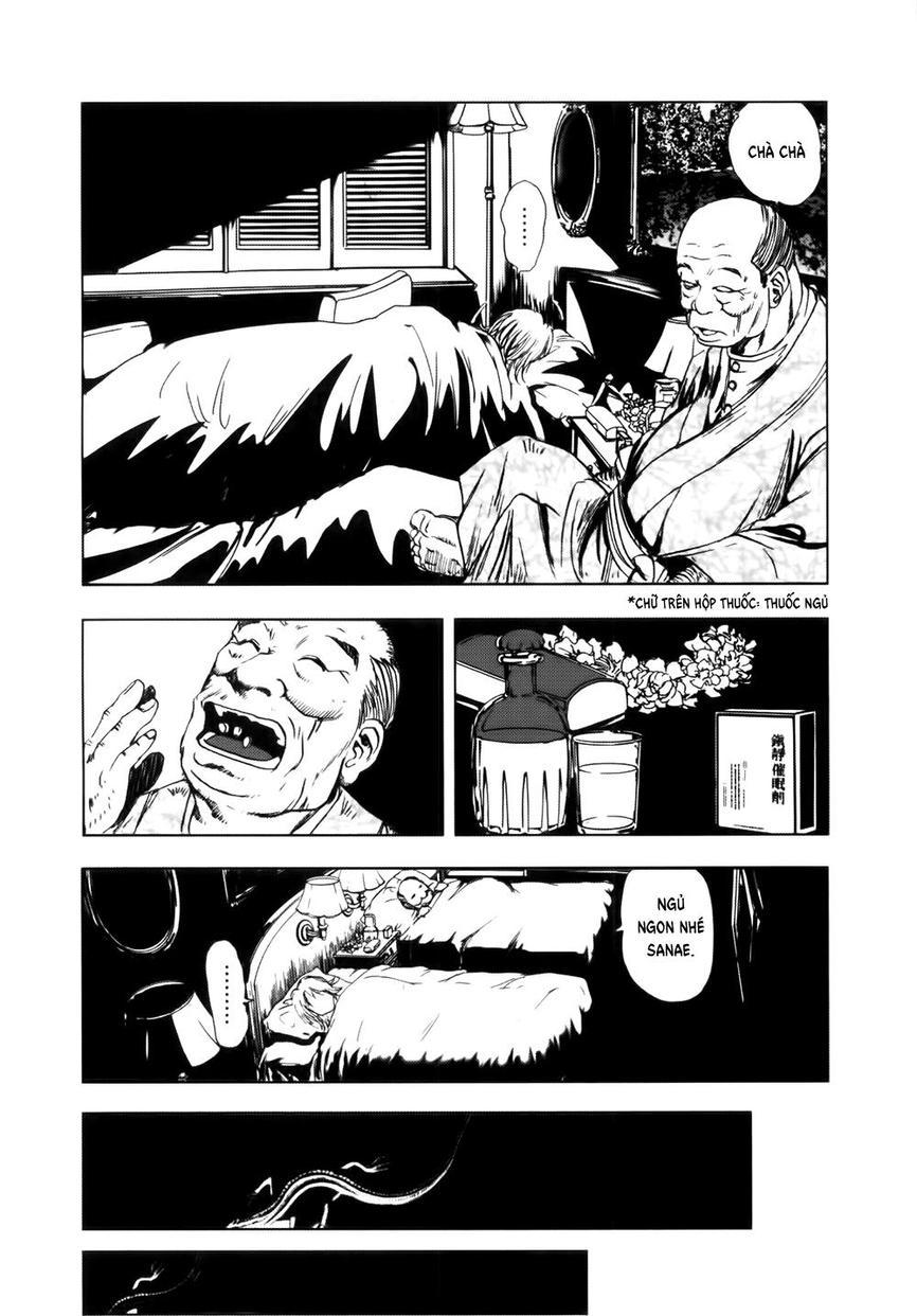 Dị Nhân Quán Chapter 38 - Trang 25