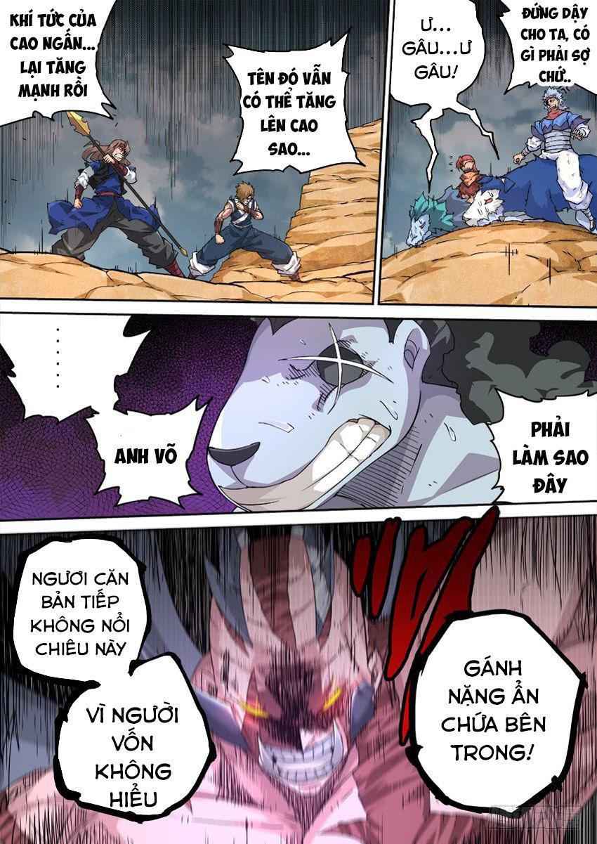 Quyền Bá Thiên Hạ Chapter 239