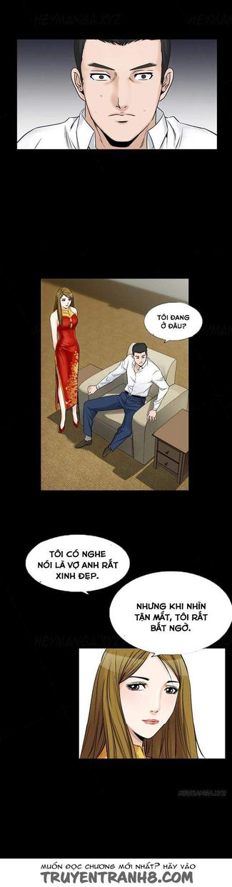 The Taste Of The Hand Chapter 53 - Trang 14