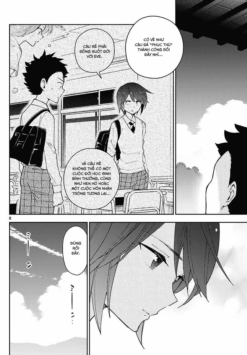 Hatsukoi Zombie Chapter 69 - Trang 9