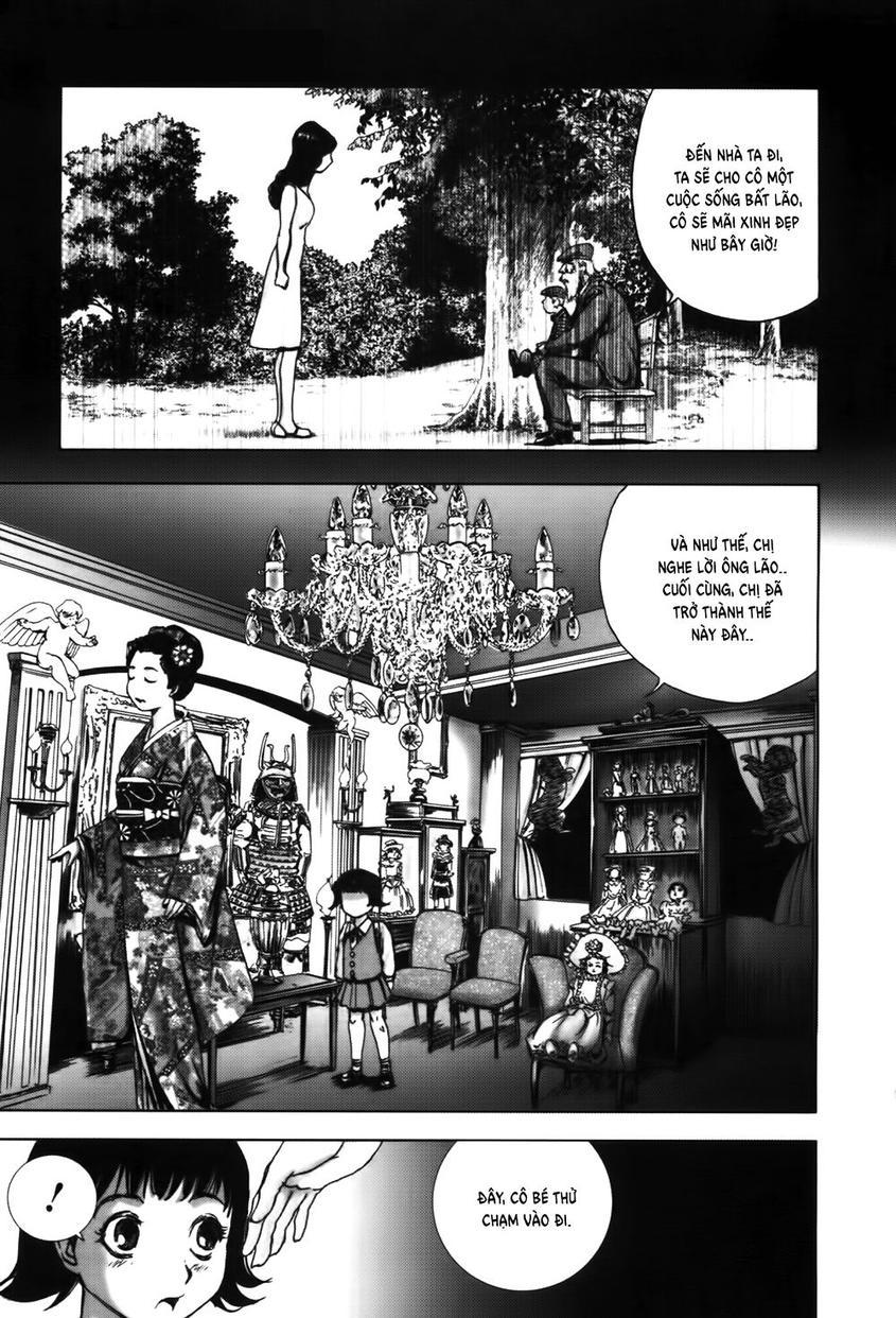 Dị Nhân Quán Chapter 47 - Trang 22