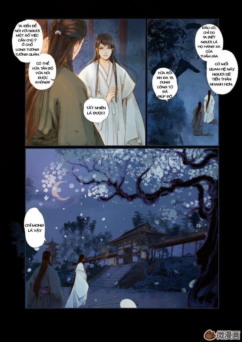 Phượng Tù Hoàng Chapter 4 - Trang 23