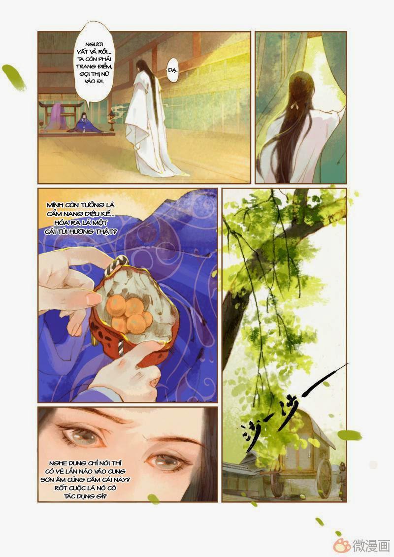 Phượng Tù Hoàng Chapter 5.2 - Trang 13
