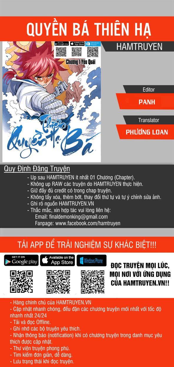 Quyền Bá Thiên Hạ Chapter 72
