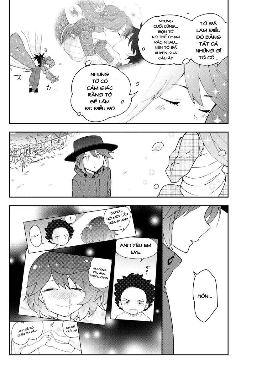 Hatsukoi Zombie Chapter 96 - Trang 10