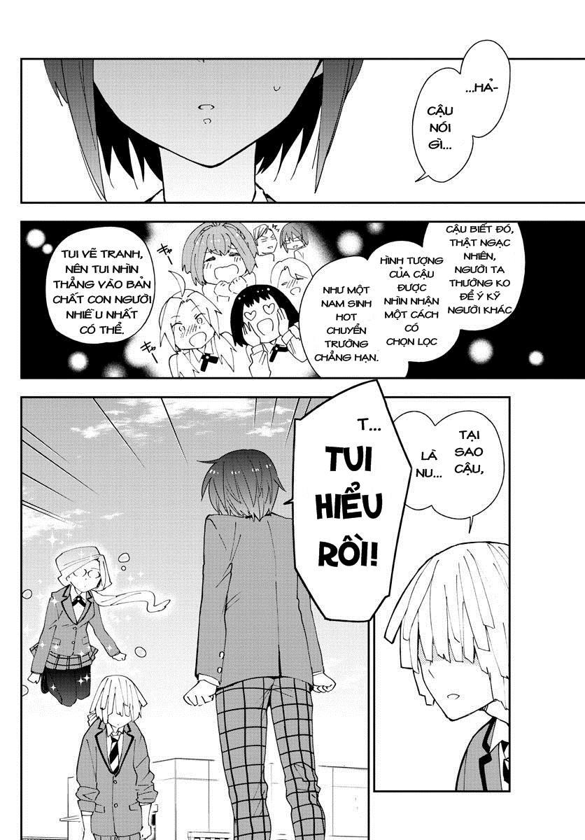 Hatsukoi Zombie Chapter 102 - Trang 13