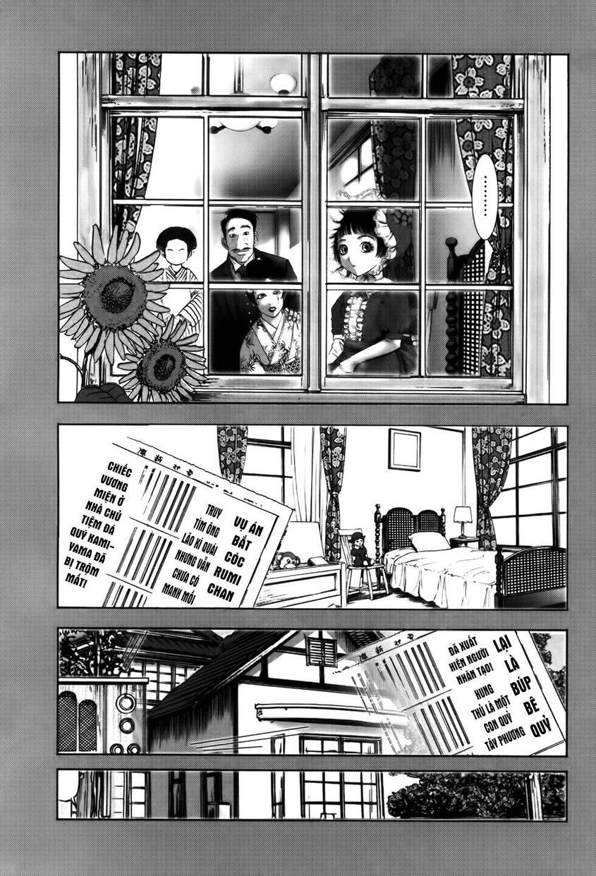 Dị Nhân Quán Chapter 48 - Trang 22
