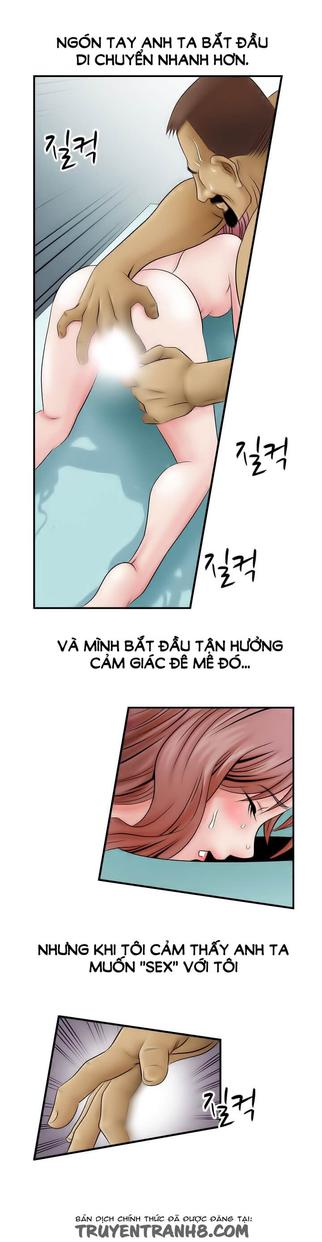 The Taste Of The Hand Chapter 4 - Trang 8