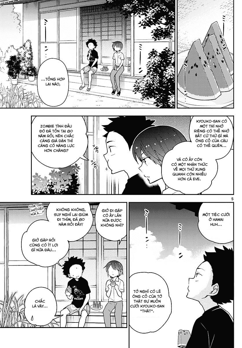 Hatsukoi Zombie Chapter 69 - Trang 6