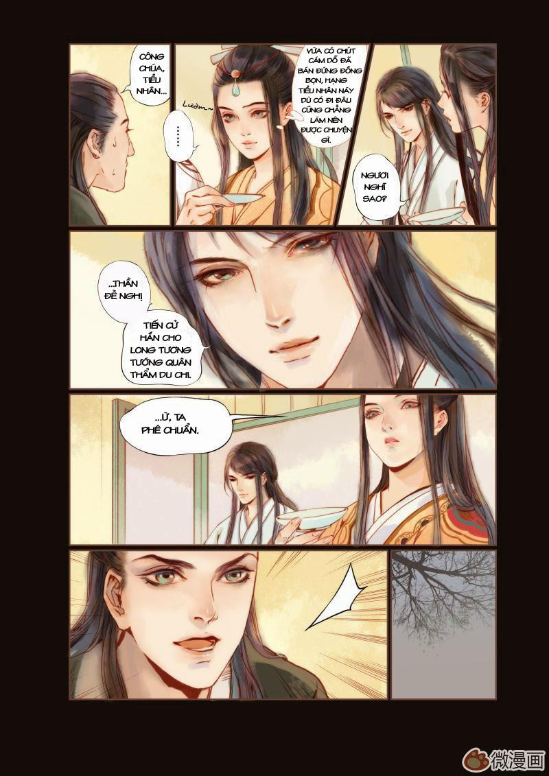 Phượng Tù Hoàng Chapter 4 - Trang 21