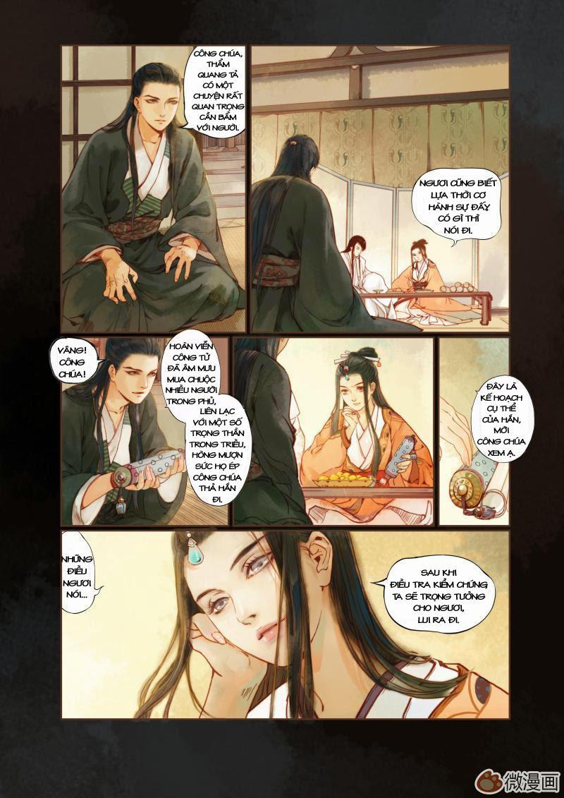 Phượng Tù Hoàng Chapter 4 - Trang 20