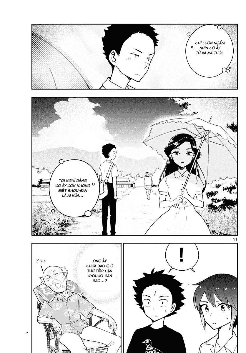 Hatsukoi Zombie Chapter 69 - Trang 12