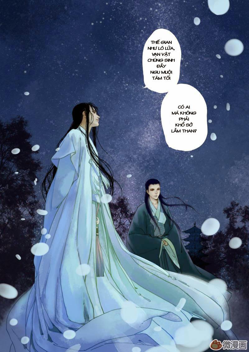 Phượng Tù Hoàng Chapter 4 - Trang 27