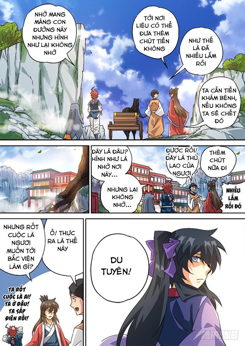 Quyền Bá Thiên Hạ Chapter 205