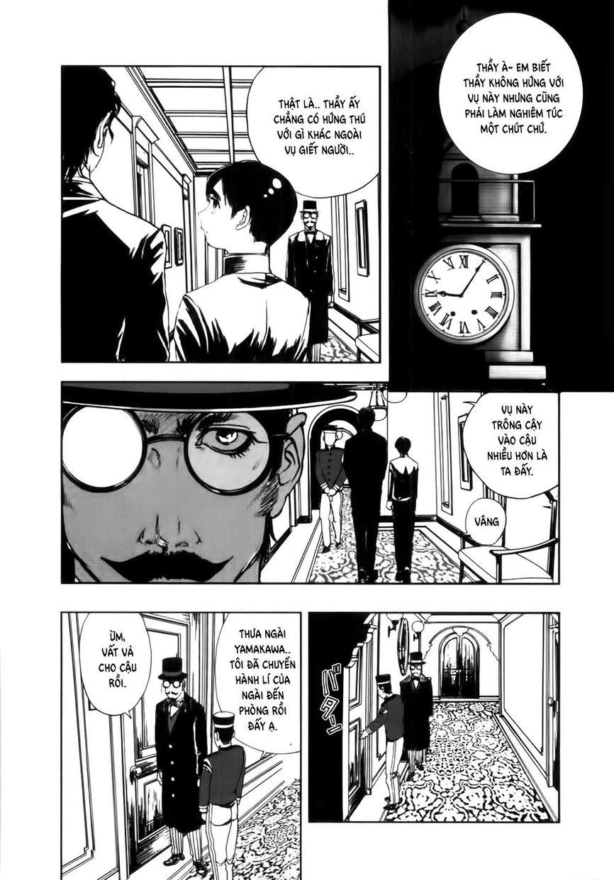 Dị Nhân Quán Chapter 38 - Trang 11