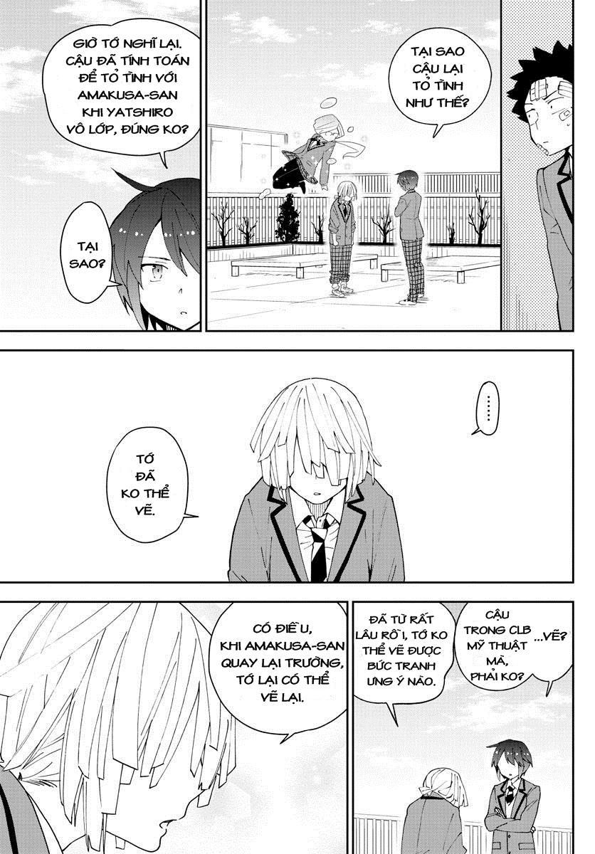 Hatsukoi Zombie Chapter 102 - Trang 8