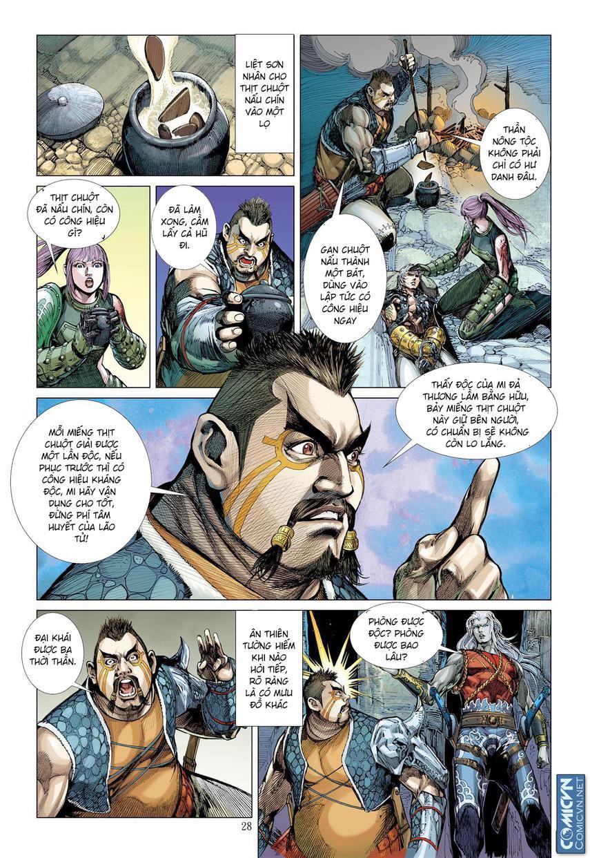 Sơn Hải Nghịch Chiến Chapter 9