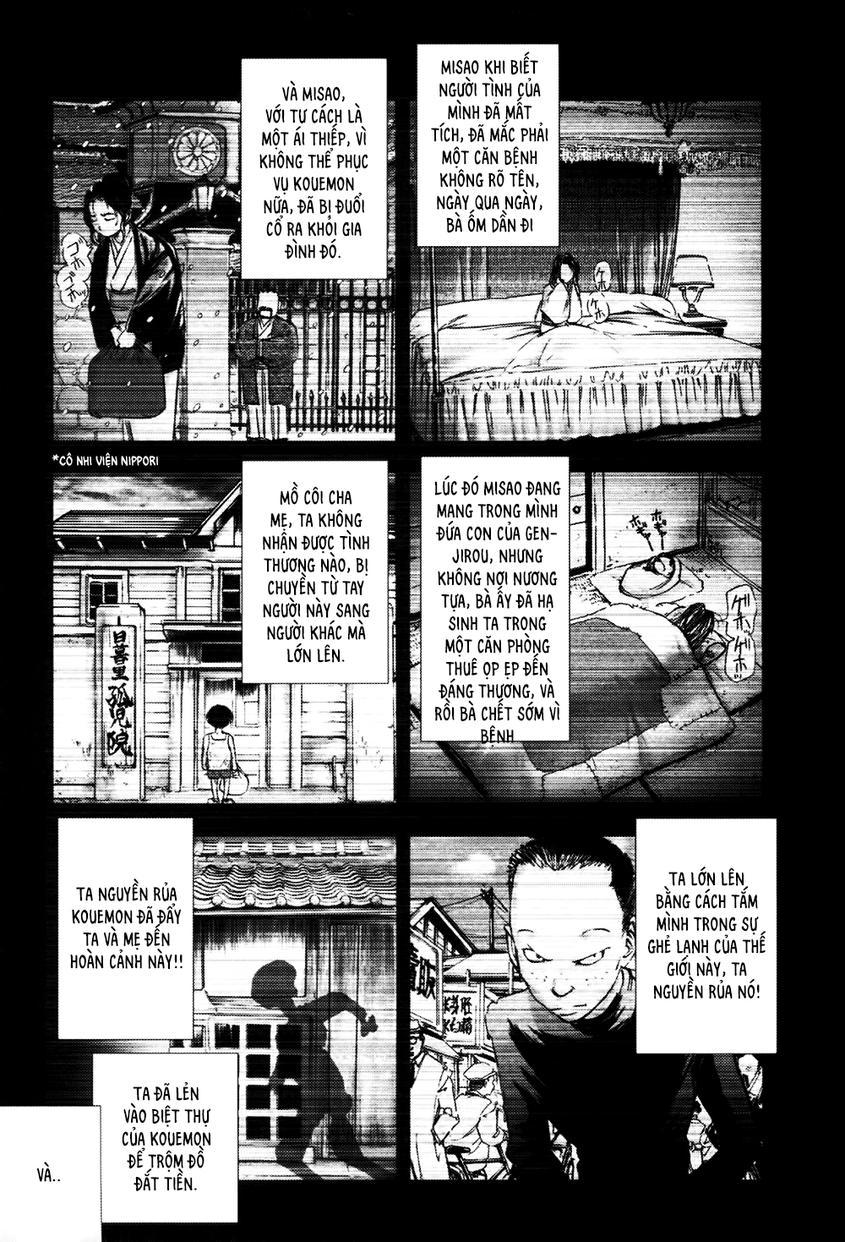 Dị Nhân Quán Chapter 10 - Trang 12