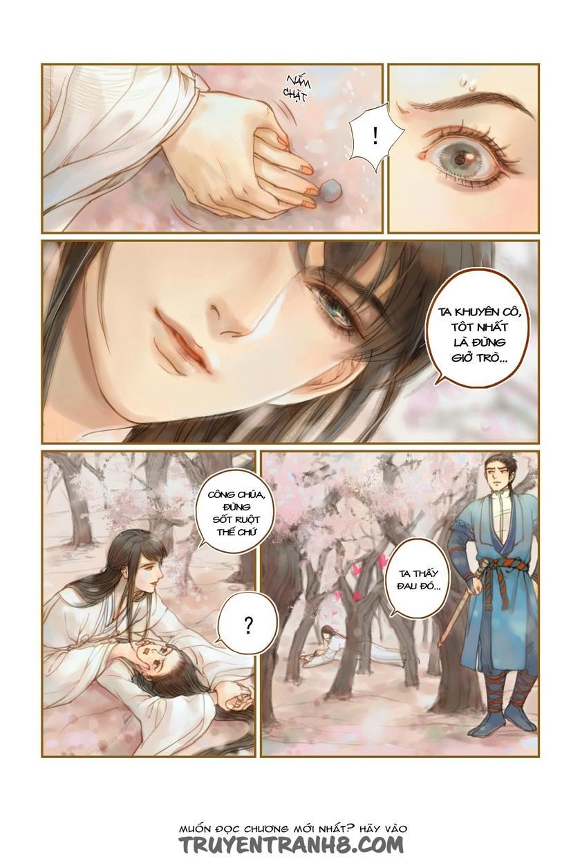 Phượng Tù Hoàng Chapter 15 - Trang 5