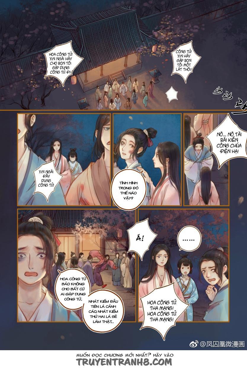 Phượng Tù Hoàng Chapter 15 - Trang 26