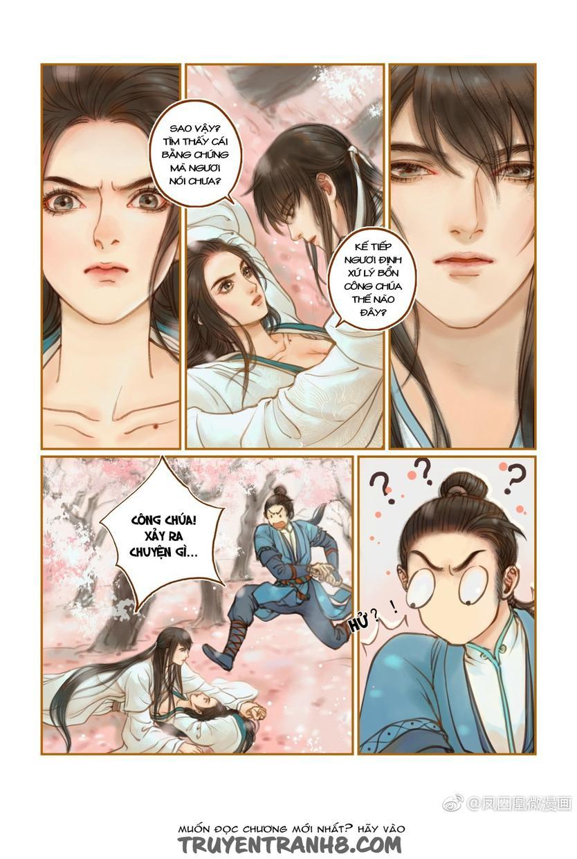 Phượng Tù Hoàng Chapter 15 - Trang 15