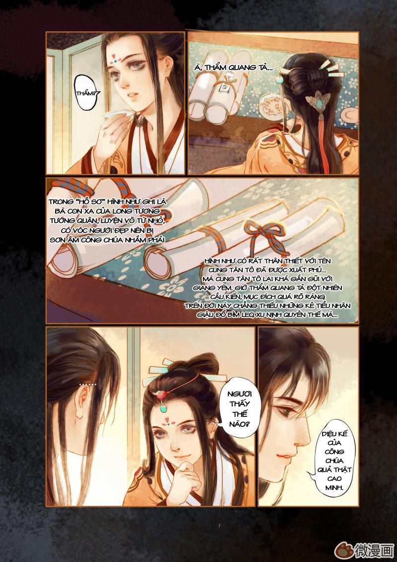 Phượng Tù Hoàng Chapter 4 - Trang 19