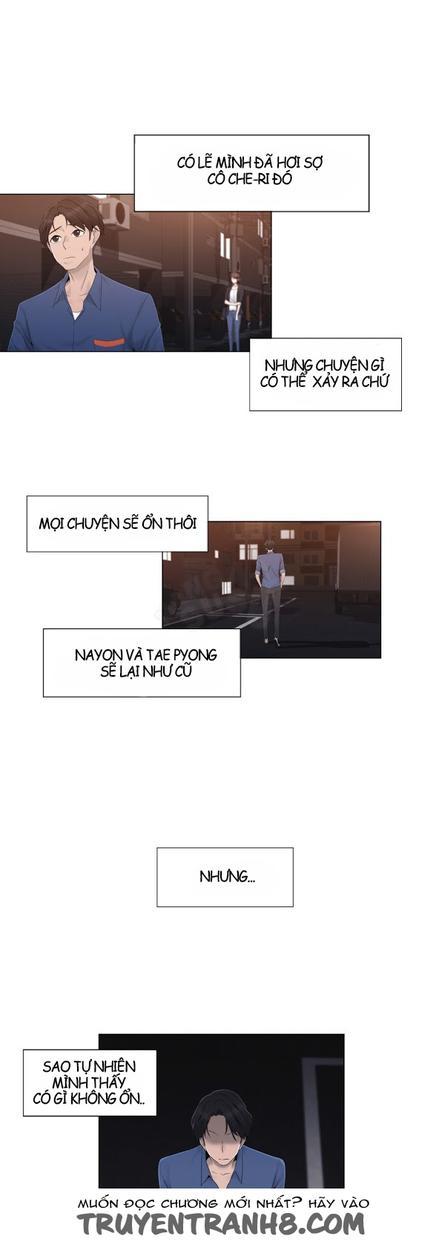 Tin Nhắn Định Mệnh Chapter 25 - Trang 20