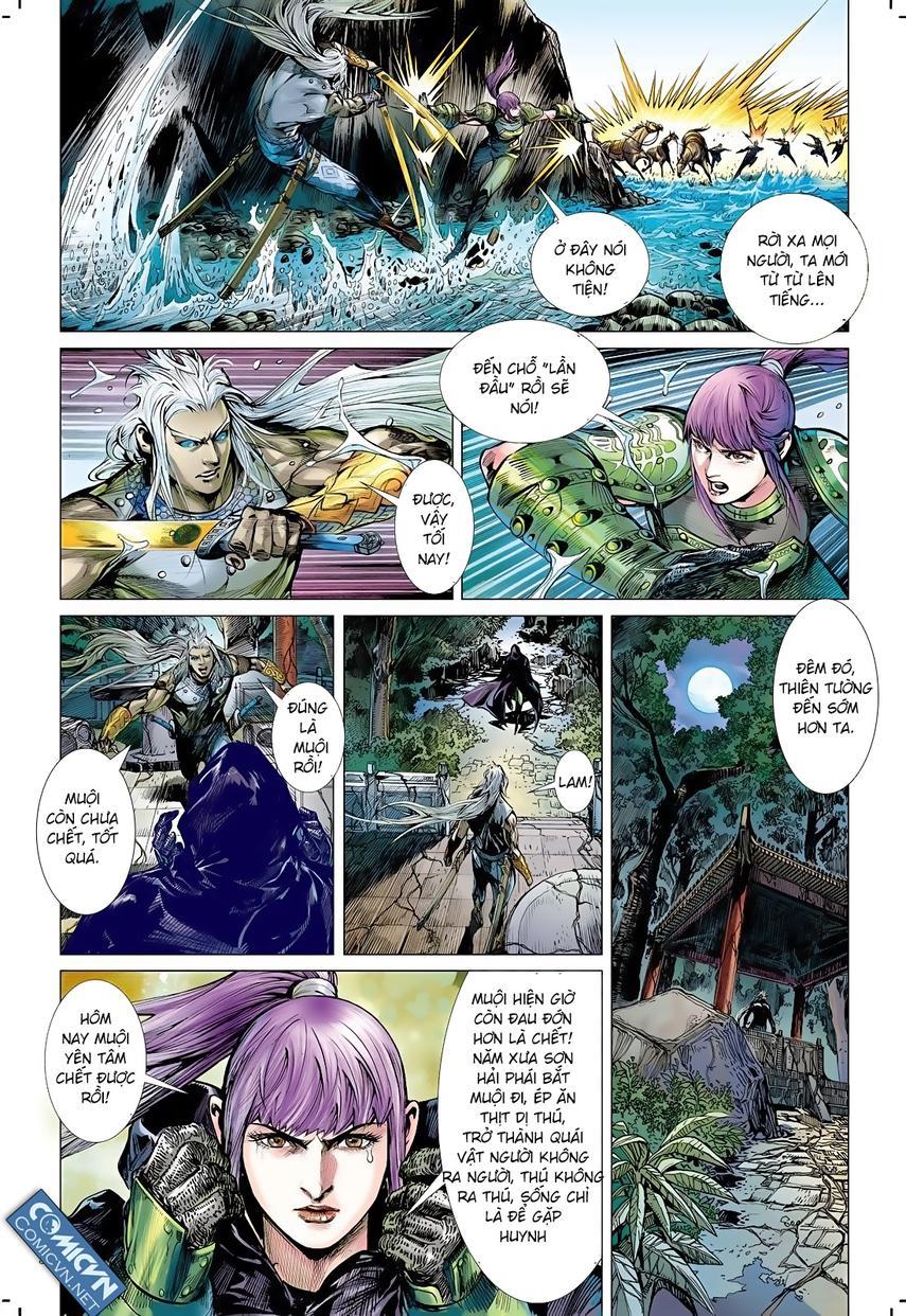 Sơn Hải Nghịch Chiến Chapter 9.2