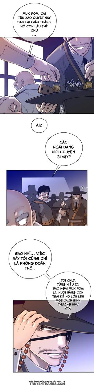 Hắc Lang và Hỏa Hồ Ly Chapter 13 - Trang 16