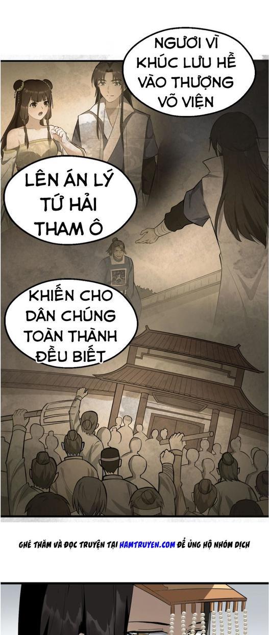 Đại Nghịch Chi Môn Chap 56 . Next Chap Chap 57