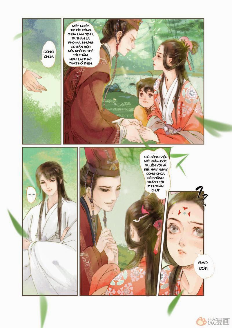 Phượng Tù Hoàng Chapter 5.2 - Trang 5