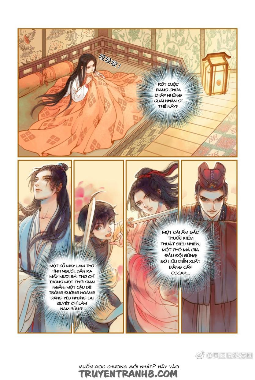 Phượng Tù Hoàng Chapter 15 - Trang 23