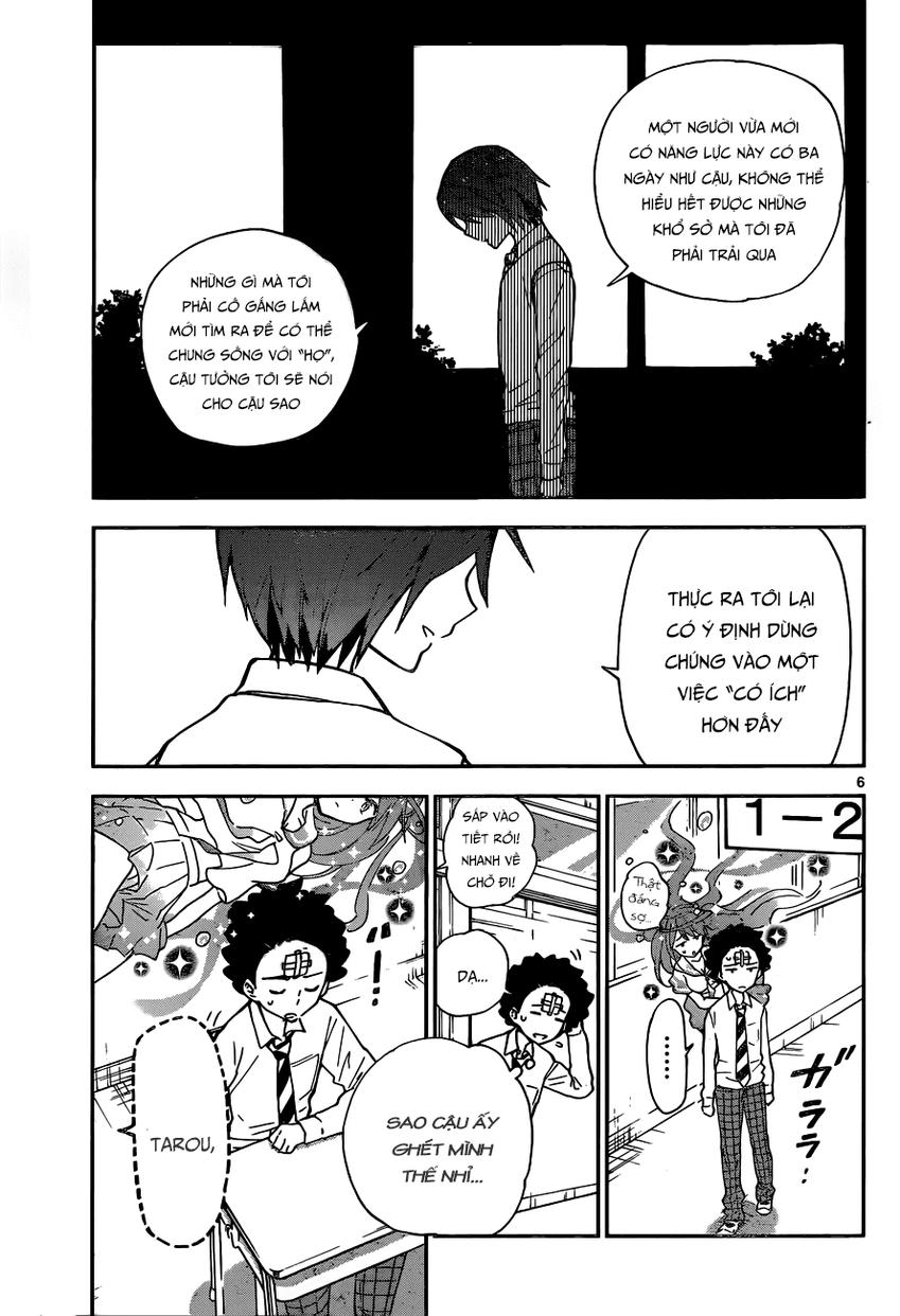 Hatsukoi Zombie Chapter 7 - Trang 7