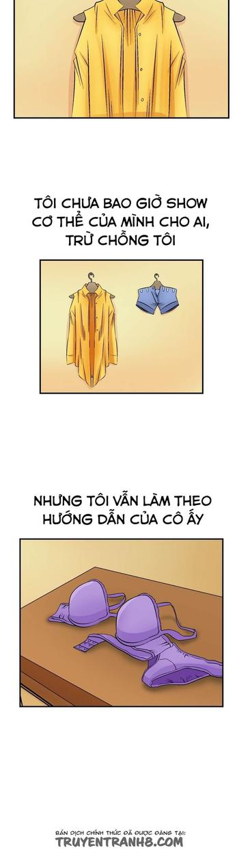 The Taste Of The Hand Chapter 2 - Trang 31