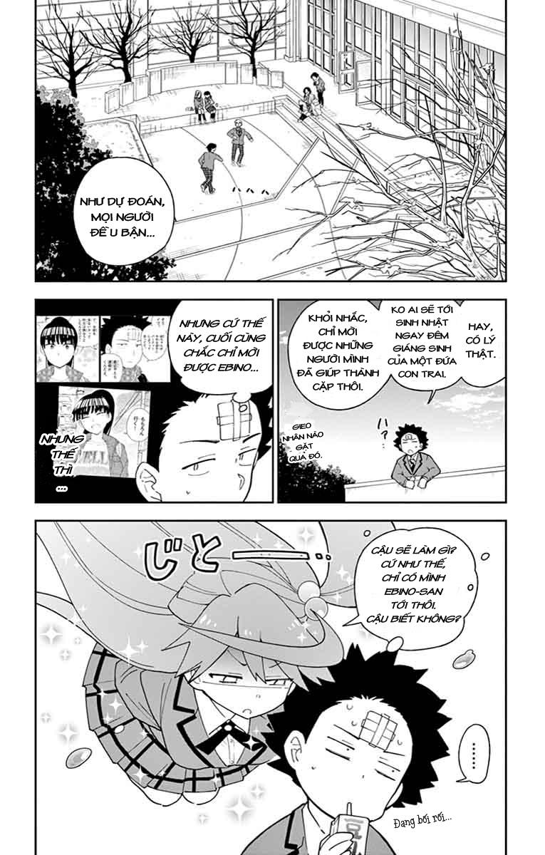 Hatsukoi Zombie Chapter 110 - Trang 3