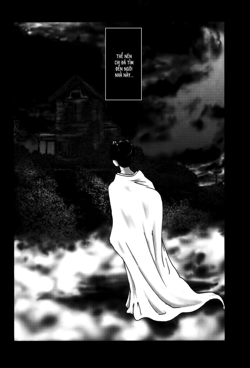 Dị Nhân Quán Chapter 48 - Trang 17