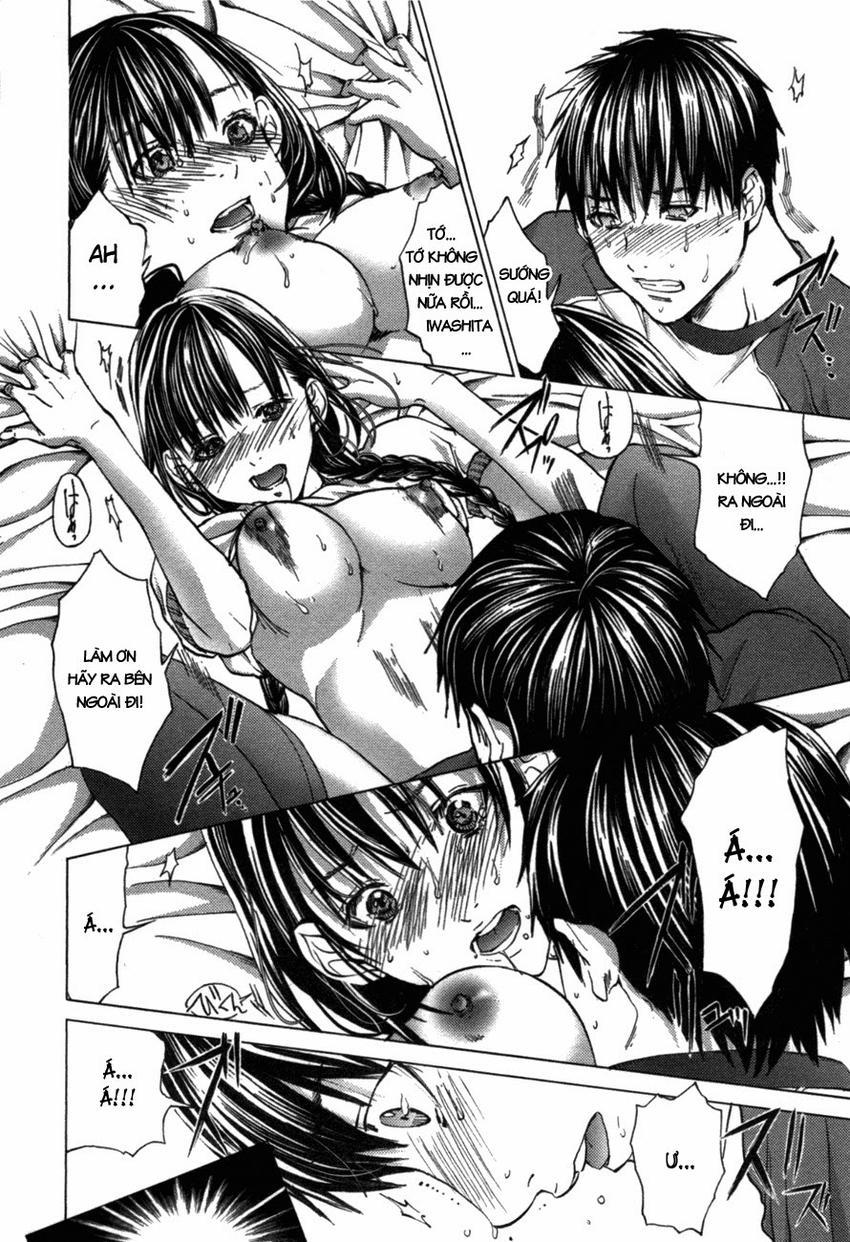 Trái Tim Và Thân Xác - Blush-DC Himitsu Chapter 4 - Trang 5