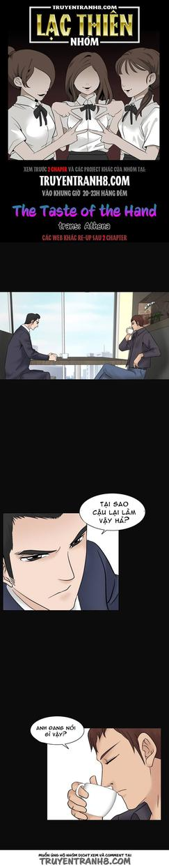 The Taste Of The Hand Chapter 40 - Trang 2