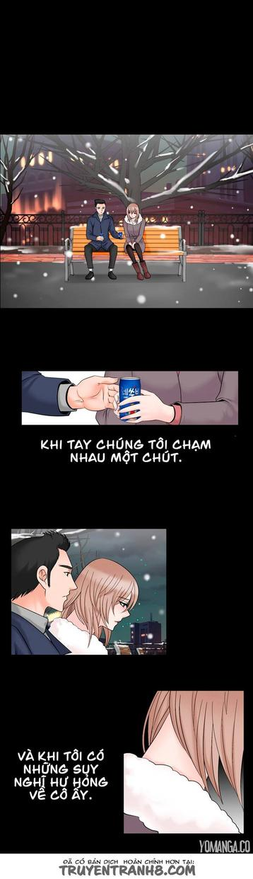 The Taste Of The Hand Chapter 33 - Trang 7