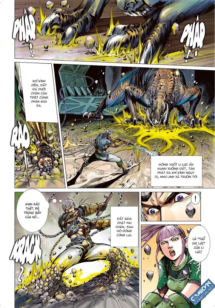 Sơn Hải Nghịch Chiến Chapter 2