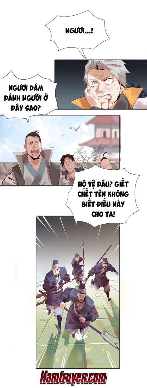 Ngự Thiên Thần Đế Chapter 1.5