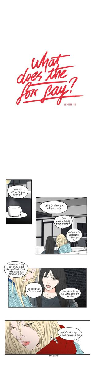 Con Cáo Nói Gì? Chapter 90 - Trang 3