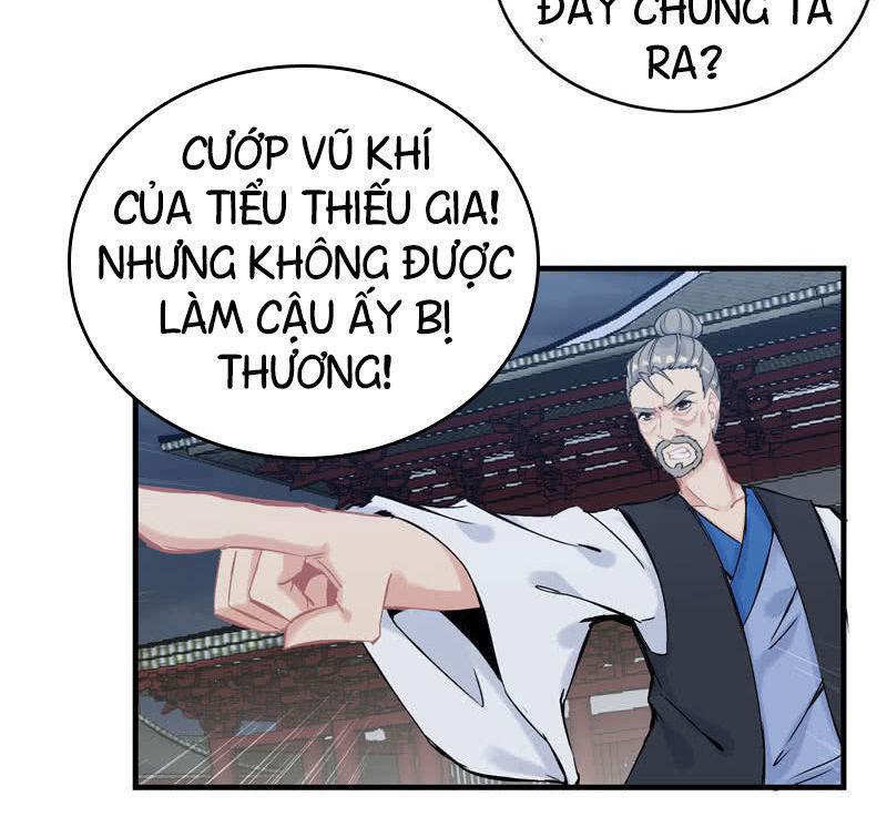 Thần Ma Thiên Sát Chap 24 . Next Chap Chap 25