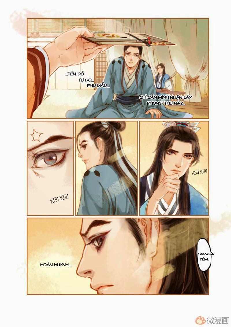 Phượng Tù Hoàng Chapter 4 - Trang 14