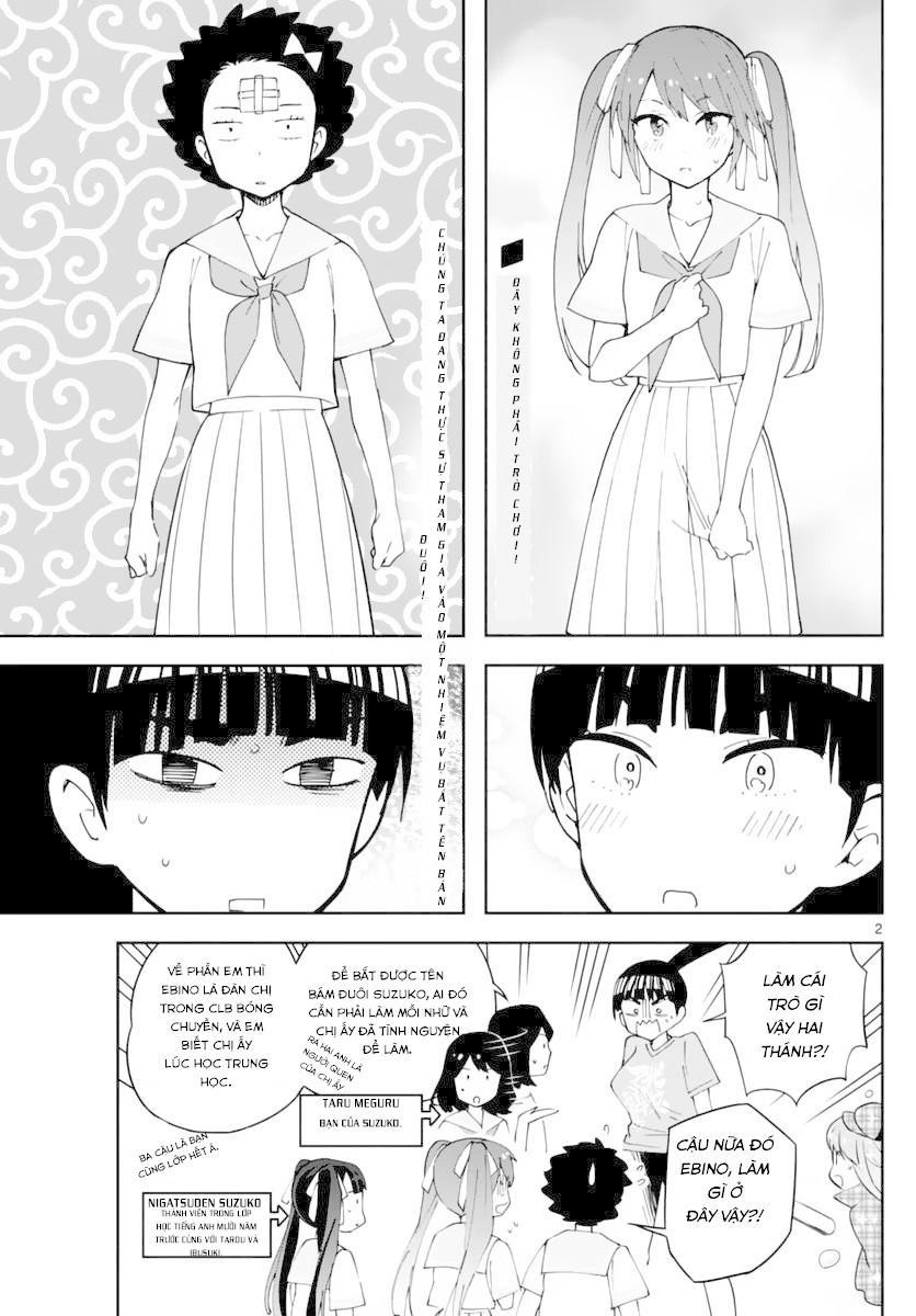 Hatsukoi Zombie Chapter 44 - Trang 4