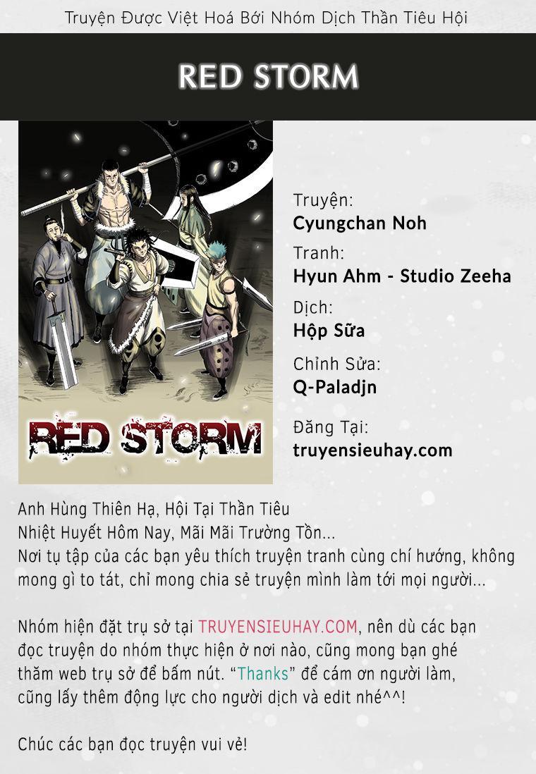 Cơn bão đỏ Chap 269 . Next Chap Chap 270